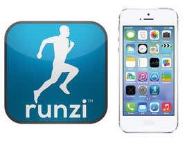 makiskyrkos tarafından Design a Banner and Icon for running smart phone app için no 39