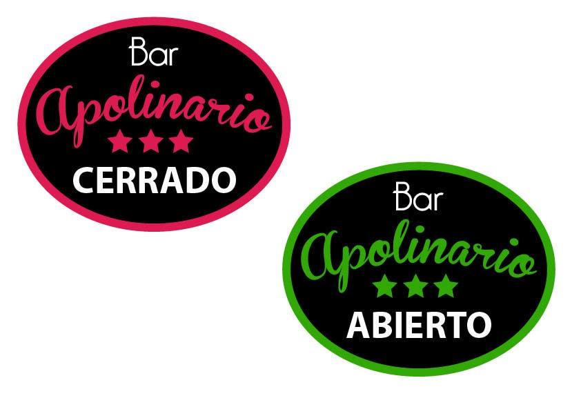 Penyertaan Peraduan #                                        49                                      untuk                                         Diseñar un logotipo for Bar Apolinario