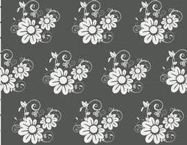 #2 for repeating floral scroll art by elena13vw