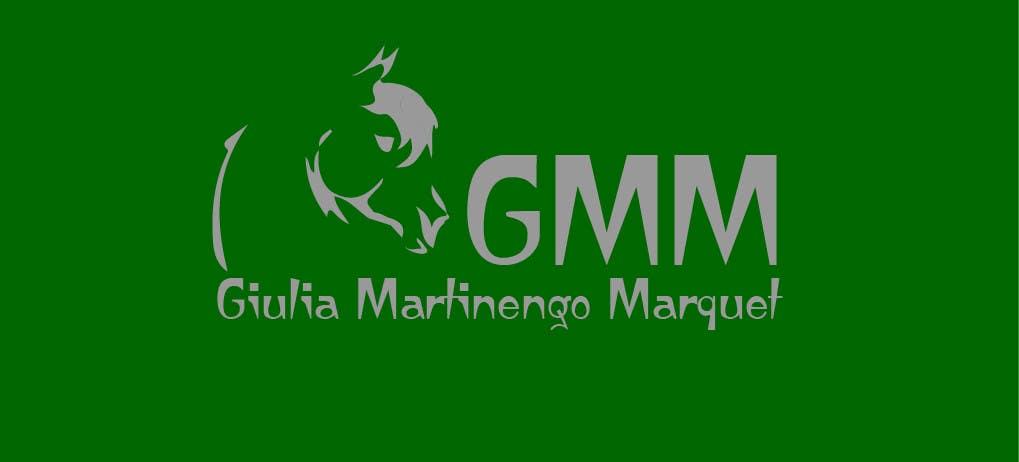 Proposition n°                                        398                                      du concours                                         Logo Design for Giulia Martinengo Marquet