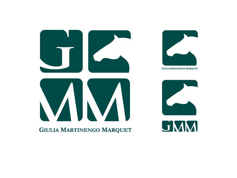 Contest Entry #232 for Logo Design for Giulia Martinengo Marquet