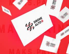 #64 for logo drone by makspaint