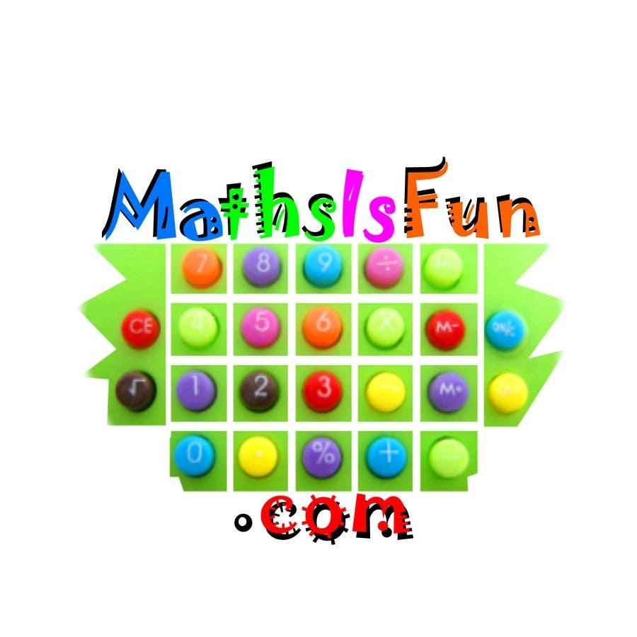 #131 for Logo Design for MathsIsFun.com by Braziltranslator