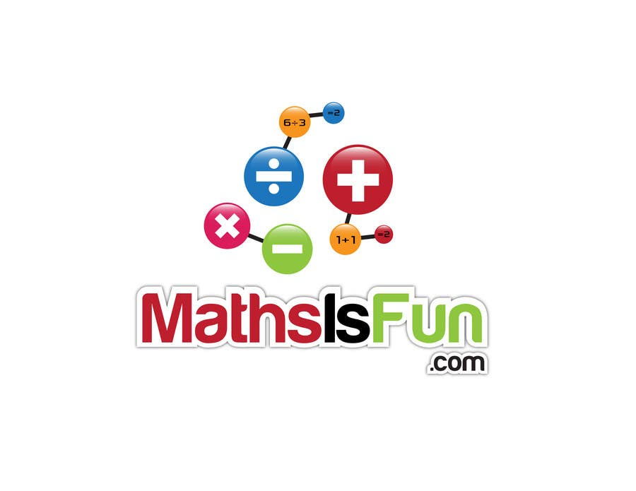 #352 for Logo Design for MathsIsFun.com by bestidea1