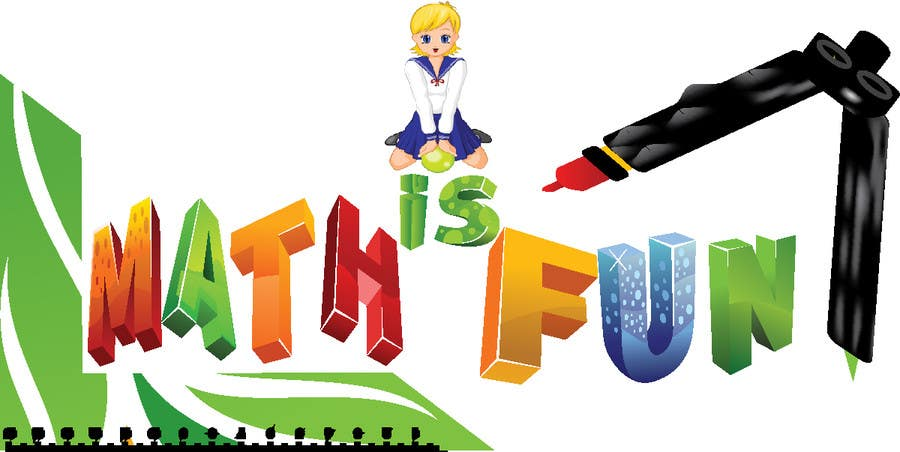 #359 for Logo Design for MathsIsFun.com by ajchawre