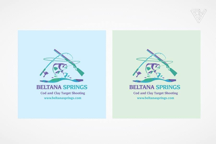 Inscrição nº                                         38                                      do Concurso para                                         Logo Design for Beltana Springs