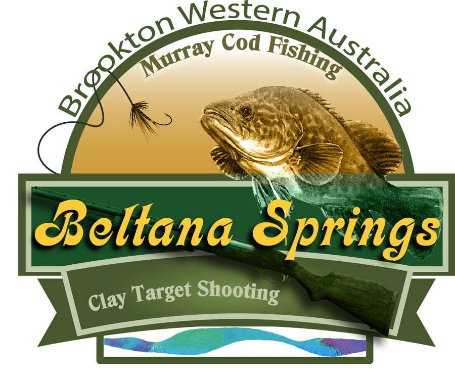 Inscrição nº                                         15                                      do Concurso para                                         Logo Design for Beltana Springs