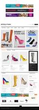 Kilpailutyön #6 pienoiskuva kilpailussa Website Design for Re-Design a Theme (Joomla E-Commerce)