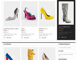 #3 pentru Website Design for Re-Design a Theme (Joomla E-Commerce) de către MishAMan
