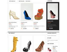 #4 pentru Website Design for Re-Design a Theme (Joomla E-Commerce) de către garricklee