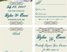 #20 for Wedding Invitation Design Contest by yspivey