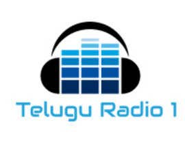 #4 para Design a Logo & Banner - Telugu Radio 1 por ditindia