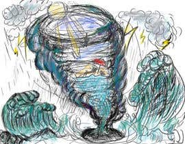 #2 cho Draw a hurricane and its calm center bởi Yarmilich