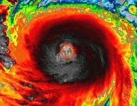 #4 cho Draw a hurricane and its calm center bởi Aditi088