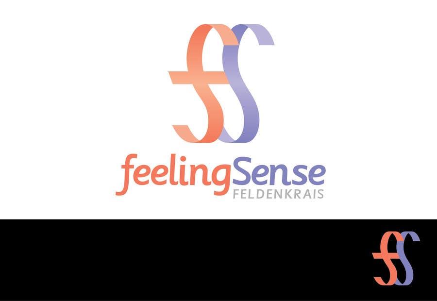 Inscrição nº                                         82                                      do Concurso para                                         Logo Design for Feelingsense Feldenkrais