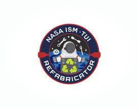 #151 for NASA Contest: ISS Refabricator Patch Challenge by rafaelffontes