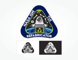 #191 for NASA Contest: ISS Refabricator Patch Challenge by rafaelffontes