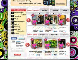 #21 for Website Design for Psytube by senapathi1