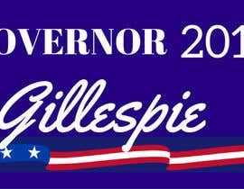 #4 for Create a bumper sticker for a republican candidate by Purplesd