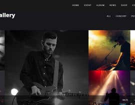 #1 for Design a Website for Music Store by elitesoftinc
