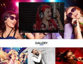 #6 for Design a Website for Music Store by saidesigner87