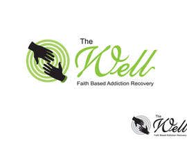 #113 para Logo Design for The Well por prasanthmangad
