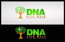 Graphic Design Конкурсная работа №112 для Logo Design for DNA Life Bars