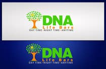 Graphic Design Конкурсная работа №204 для Logo Design for DNA Life Bars