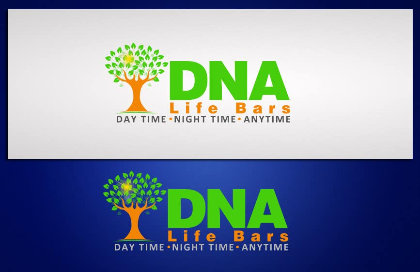 Конкурсная заявка №204 для Logo Design for DNA Life Bars