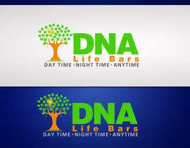 nº 204 pour Logo Design for DNA Life Bars par Anamh