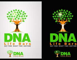 #78 for Logo Design for DNA Life Bars af Anamh