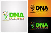 Graphic Design Конкурсная работа №116 для Logo Design for DNA Life Bars