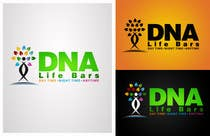 Graphic Design Конкурсная работа №115 для Logo Design for DNA Life Bars