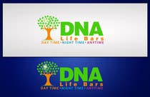 Graphic Design Конкурсная работа №147 для Logo Design for DNA Life Bars