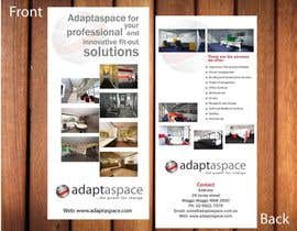 itm2008 tarafından Graphic Design/ Marketing / Brochure Card for adaptaspace için no 23