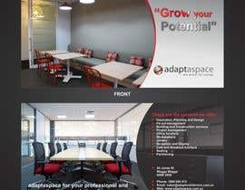 #7 для Graphic Design/ Marketing / Brochure Card for adaptaspace от ezesol