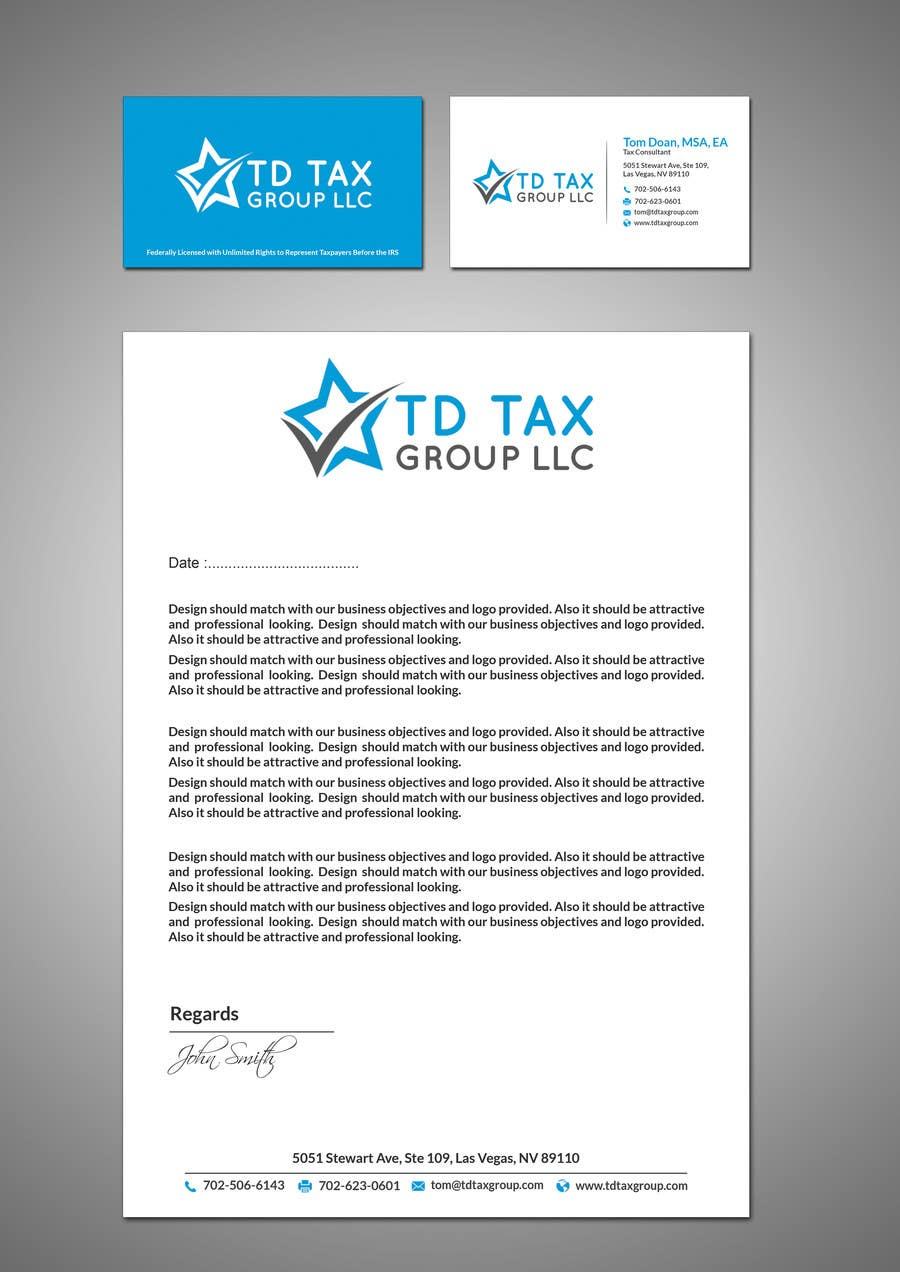 Entry 11 by papri802030 for design logo business card and contest entry 11 for design logo business card and stationery for tax firm colourmoves