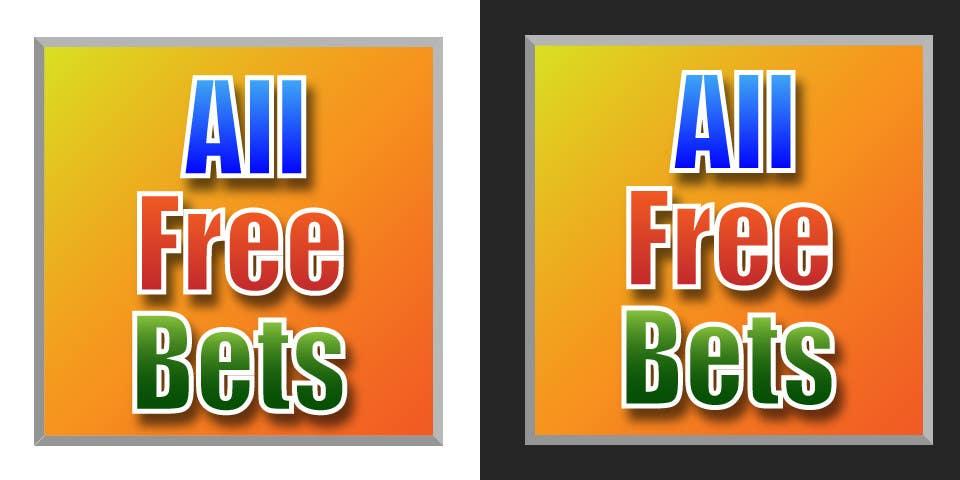 "Kilpailutyö #                                        31                                      kilpailussa                                         Logo Design for ""allfreebets"" Website"