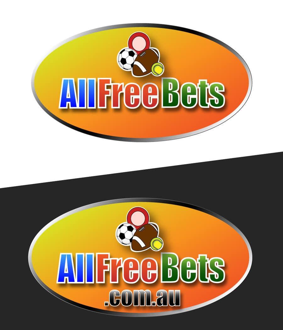 """Конкурсная заявка №30 для Logo Design for """"allfreebets"""" Website"""