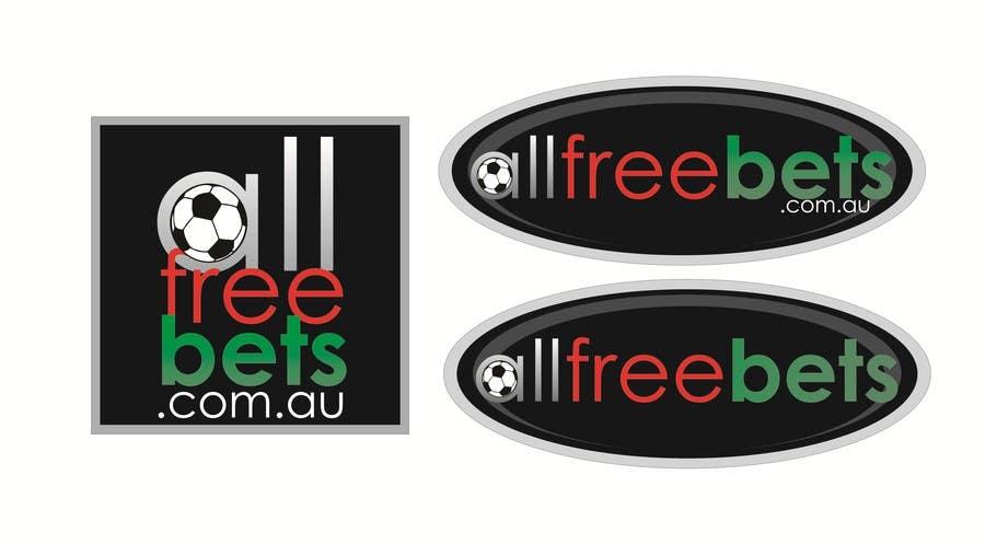 "Kilpailutyö #                                        18                                      kilpailussa                                         Logo Design for ""allfreebets"" Website"
