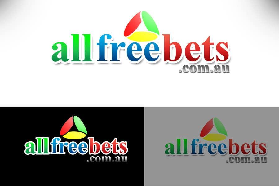 """Конкурсная заявка №29 для Logo Design for """"allfreebets"""" Website"""