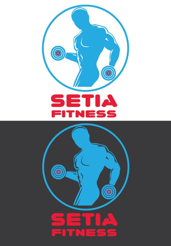 Konkurrenceindlæg #74 for Design a Logo for a youtube channel - Setia Fitness