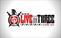 Graphic Design Contest Entry #81 for Logo Design for www.liveonthree.com.au