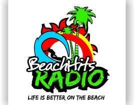 gjorgjipetkovski tarafından DESIGN A LOGO FOR BEACH HITS RADIO için no 547