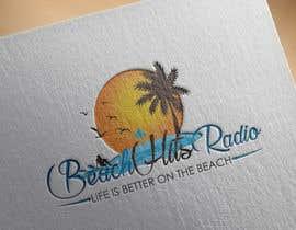 dtprethom tarafından DESIGN A LOGO FOR BEACH HITS RADIO için no 154