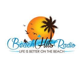 dtprethom tarafından DESIGN A LOGO FOR BEACH HITS RADIO için no 157