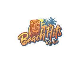 SabreToothVision tarafından DESIGN A LOGO FOR BEACH HITS RADIO için no 317