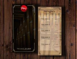 Nro 17 kilpailuun Design Resturant Menu Template käyttäjältä MikhailAnikeev