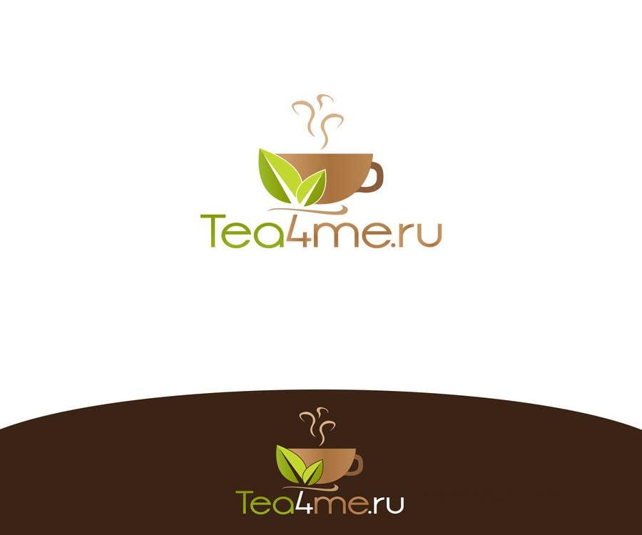 Bài tham dự cuộc thi #                                        16                                      cho                                         Logo Design for Tea4me.ru tea&coffee sales&delivery