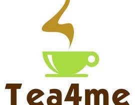 #14 untuk Logo Design for Tea4me.ru tea&coffee sales&delivery oleh jadesmithlogos